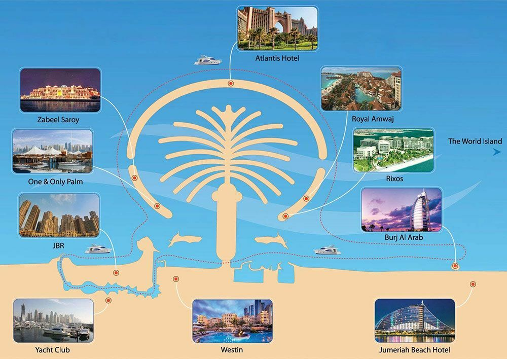 private boat dubai private boat dubai yachtrentaldubai cruise map
